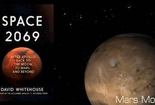 Mars 2069 Cover, Icon Books, Mars Image NASA