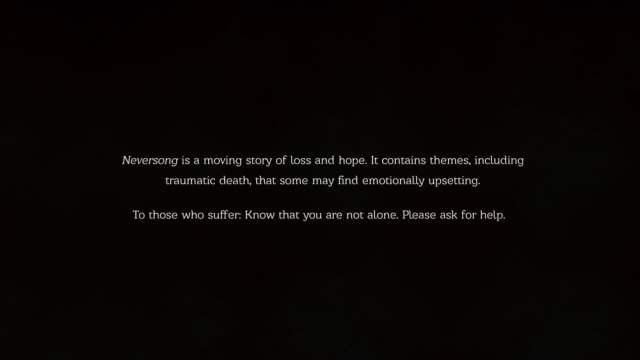A warning screen at the very beginning of the game, Image Serenity Forge