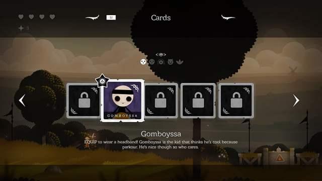 Peet unlocks a Coma Card, Image Serenity Forge