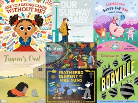 2020 Picture Books, Cover Images as Noted Below