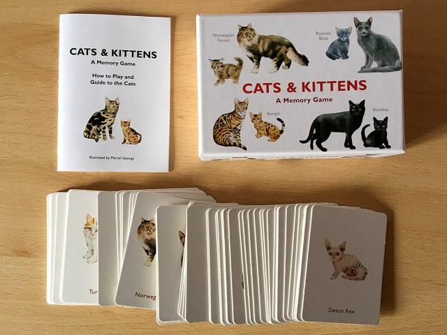 Cats and Kittens Components, Image Sophie Brown