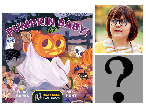 Pumpkin Baby, Cover Image Hazy Dell Press, Illustrator Image Image Meg Hunt, Author Image by Gordon Johnson from Pixabay
