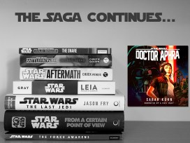 The Saga Continues, Doctor Aphra, Image Audible Audio