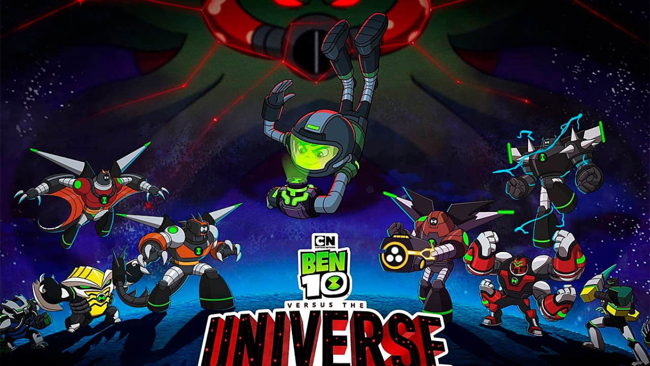 Get Set For Ben 10 Versus The Universe With Cartoon Network And Boom
