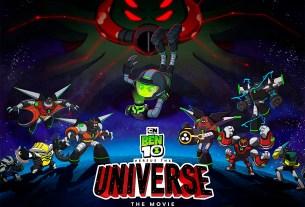 Ben 10 Versus the Universe, Image Cartoon Network