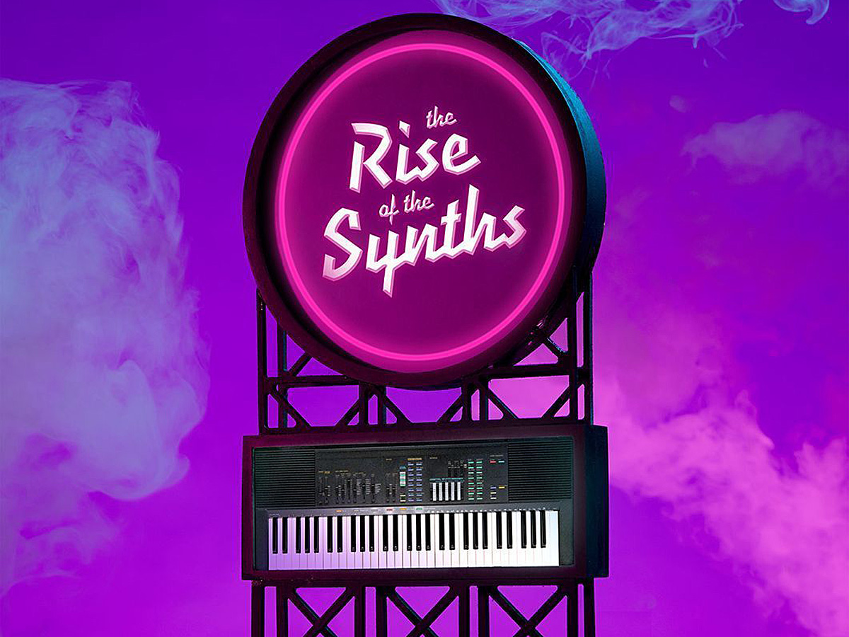 The Rise of the Synths, Image Castell and Moreno