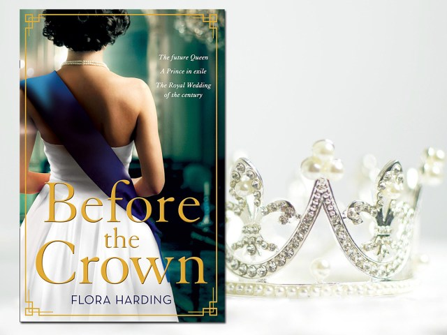 Before the Crown Cover by Harpercollins, Background Image by Pexels from Pixabay