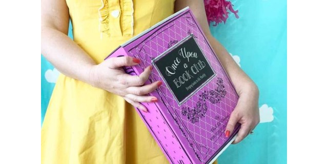 Once Upon A Book Club \ Image: Once Upon A Book Club