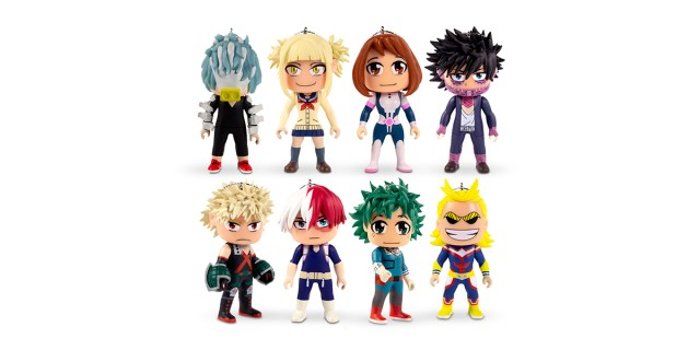 'My Hero Academia' Ornament Pack \ Image: Funimation