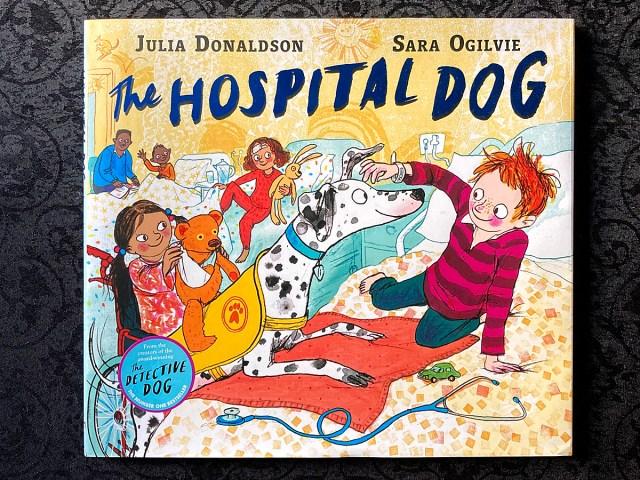 The Hospital Dog, Image Sophie Brown