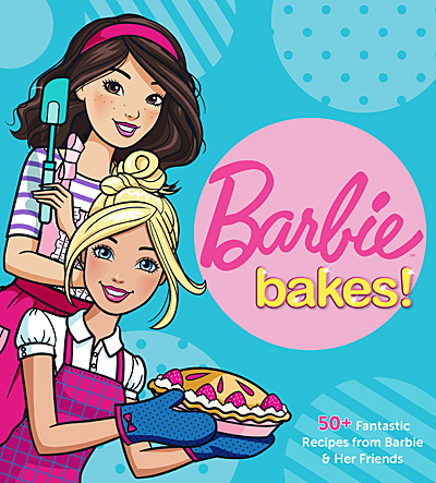 Barbie Bakes!, Image Insight Editions