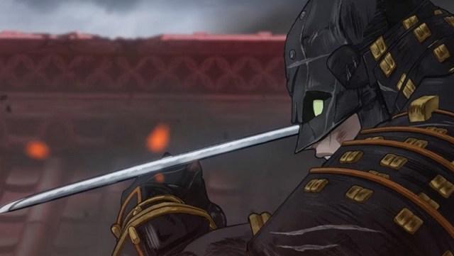 screen shot Batman Ninja
