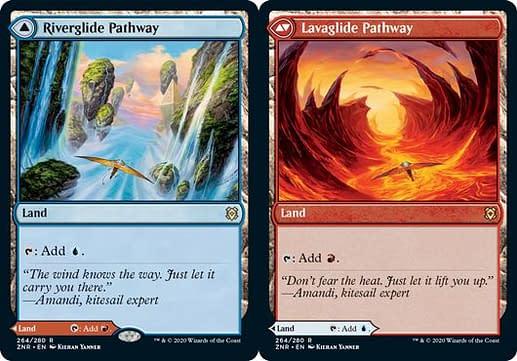Modal Dual Faced Cards