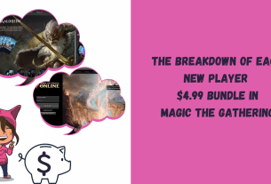 Breakdown Mtg $4.99 Bundle