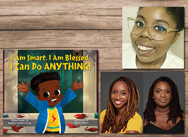 I am Smart Cover Image Penguin Young Readers, Author Image Alissa Holder and Zulekha Holder-Young, Ilustrator Image Nneka Myers