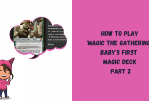 Baby's First Magic Deck Part 2