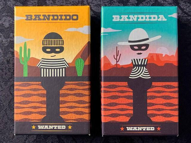 Bandido and Bandida, Image Sophie Brown