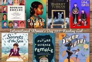 International Women's Day 2021 Reading List, Image Sophie Brown