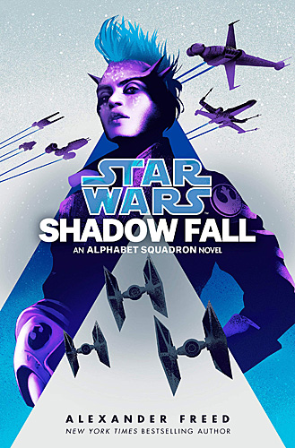Shadow Fall Cover, Image Del Rey