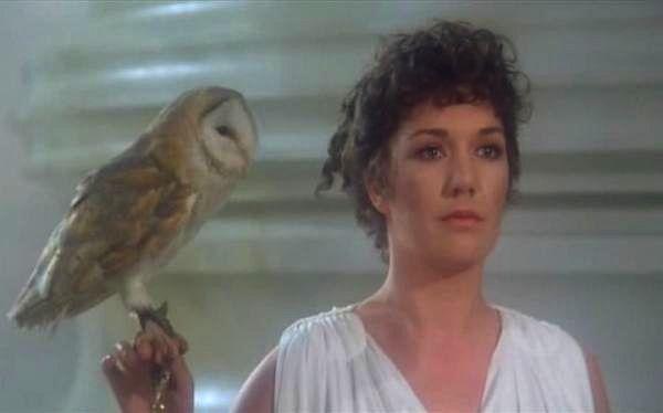 Athena Greek Mythology from Clash of the Titans 1981