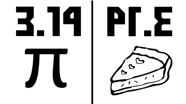 geeky pi day shirt design