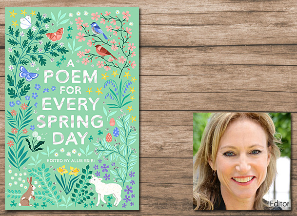 A Poem for Every Spring Day Cover Image, Macmillan Children's Books