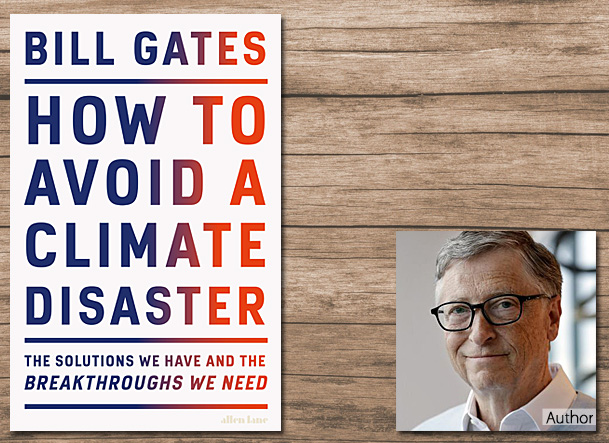 How to Avoid a Climate Disaster Cover Image, Allen Lane