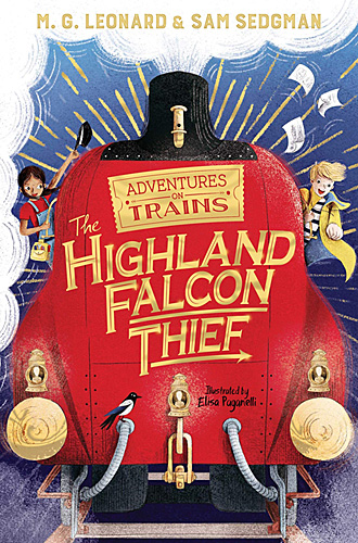 The Highland Falcon Thief, Image Pan Macmillan