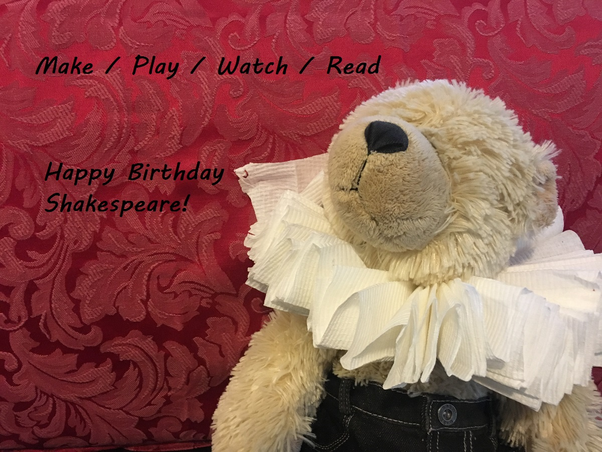 Make Play Watch Read Shakespeare