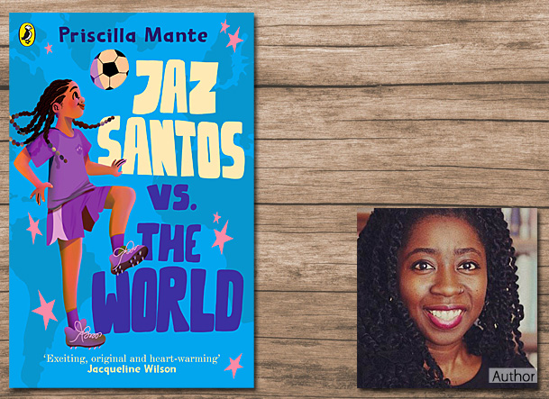 Jaz Santos Vs the World, Image Penguin
