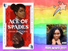 Pride Month - Ace of Spades by Faridah Abike-Iyimide