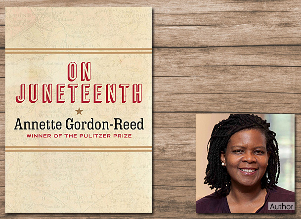 On Juneteenth, Cover Image Liveright