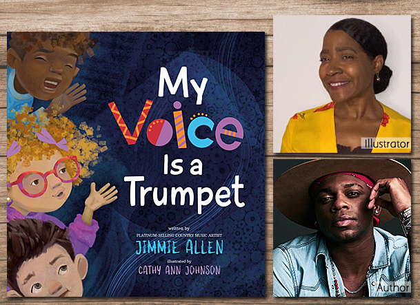 My Voice Is a Trumpet, Cover Image Penguin