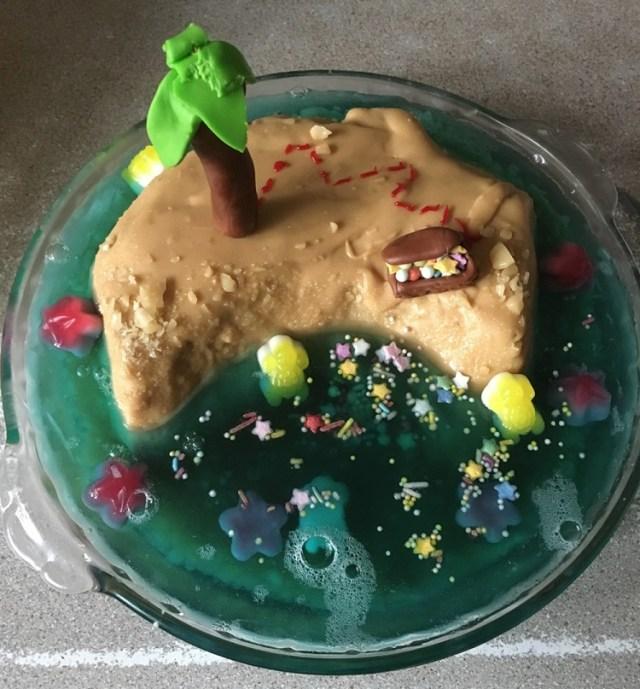 Photo of Pirate inspired birthday cake