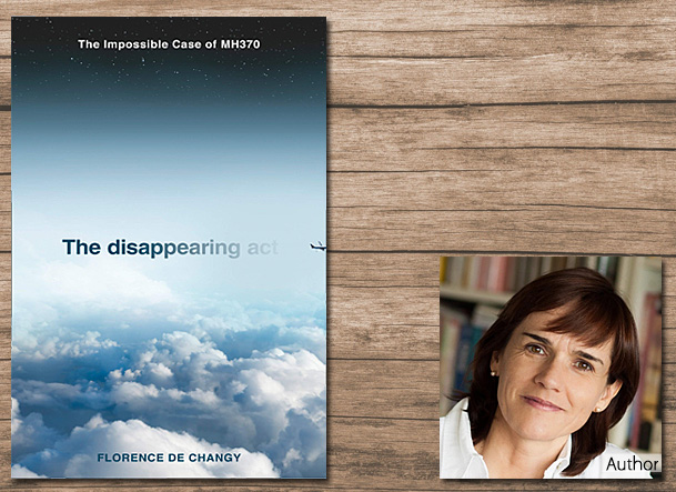The Disappearing Act, Cover Image - Mudlark