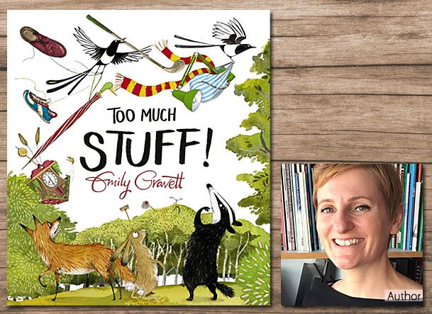 Too Much Stuff Cover Image, Pan Macmillan