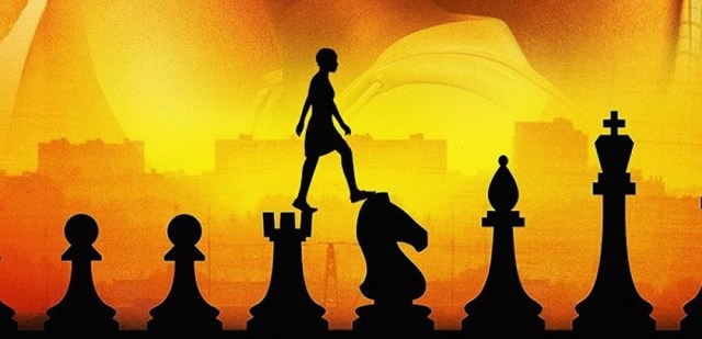 Queen of Katwe Chess