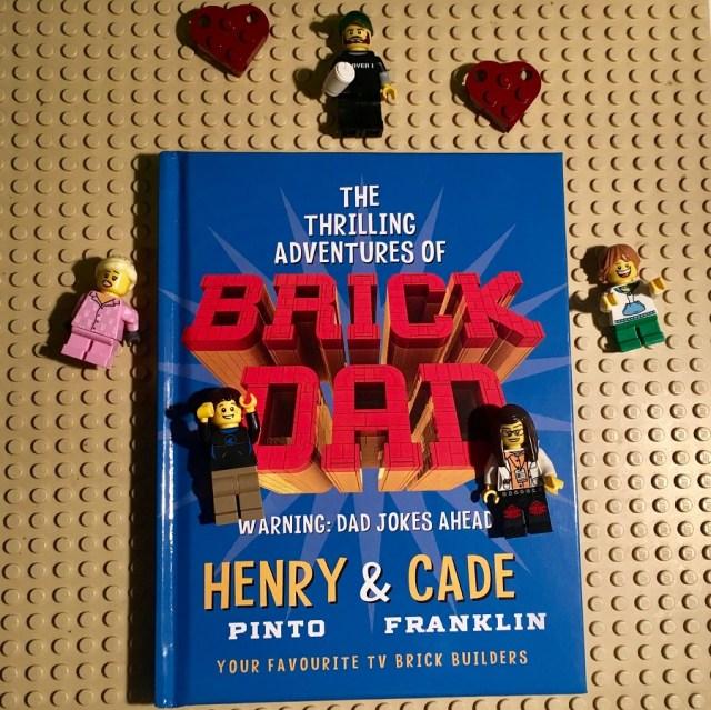 Henry Pinto Cade Franklin Brick Dad