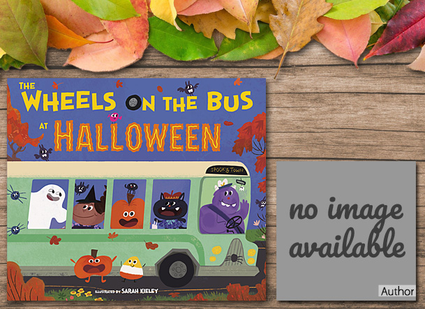 The Wheels on the Bus at Halloween Cover Image, Doubleday Books