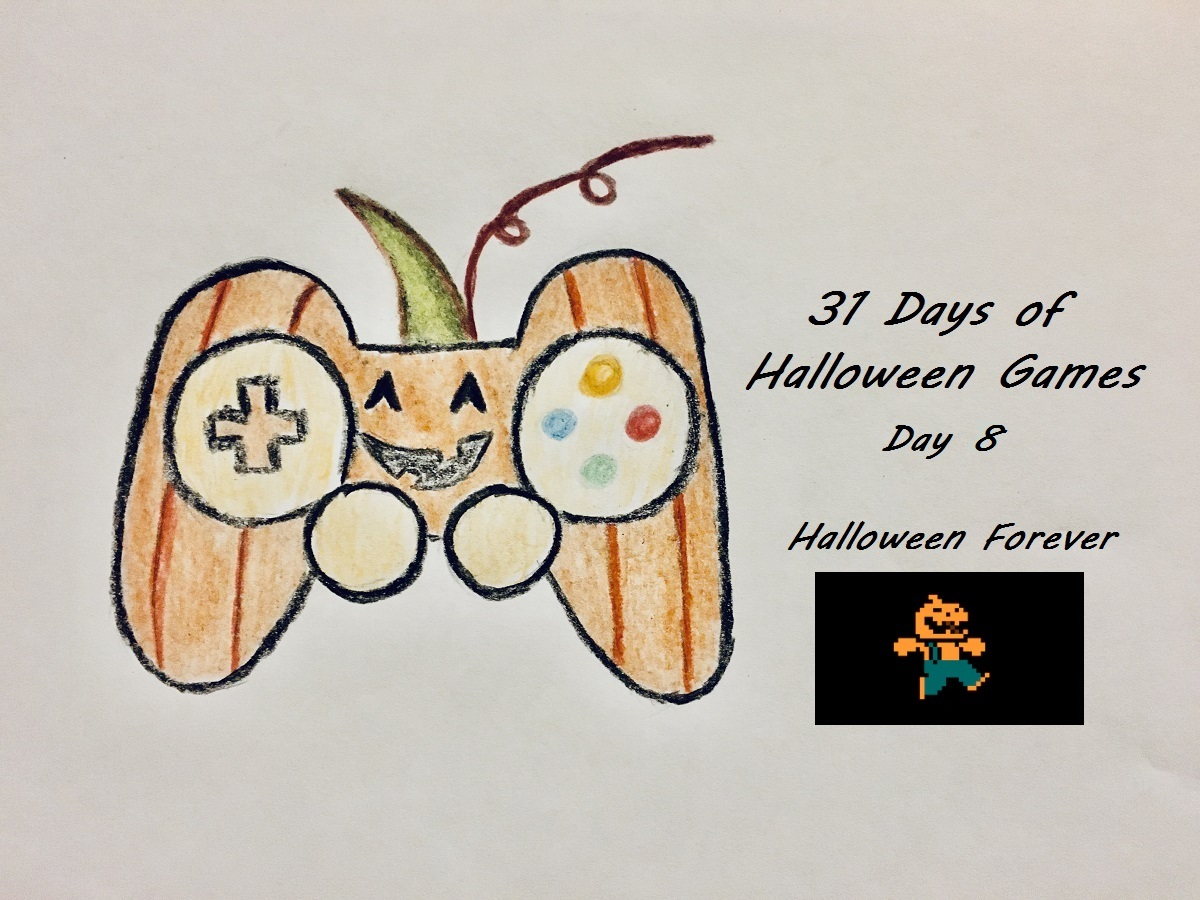 31 Days of Halloween Games Forever