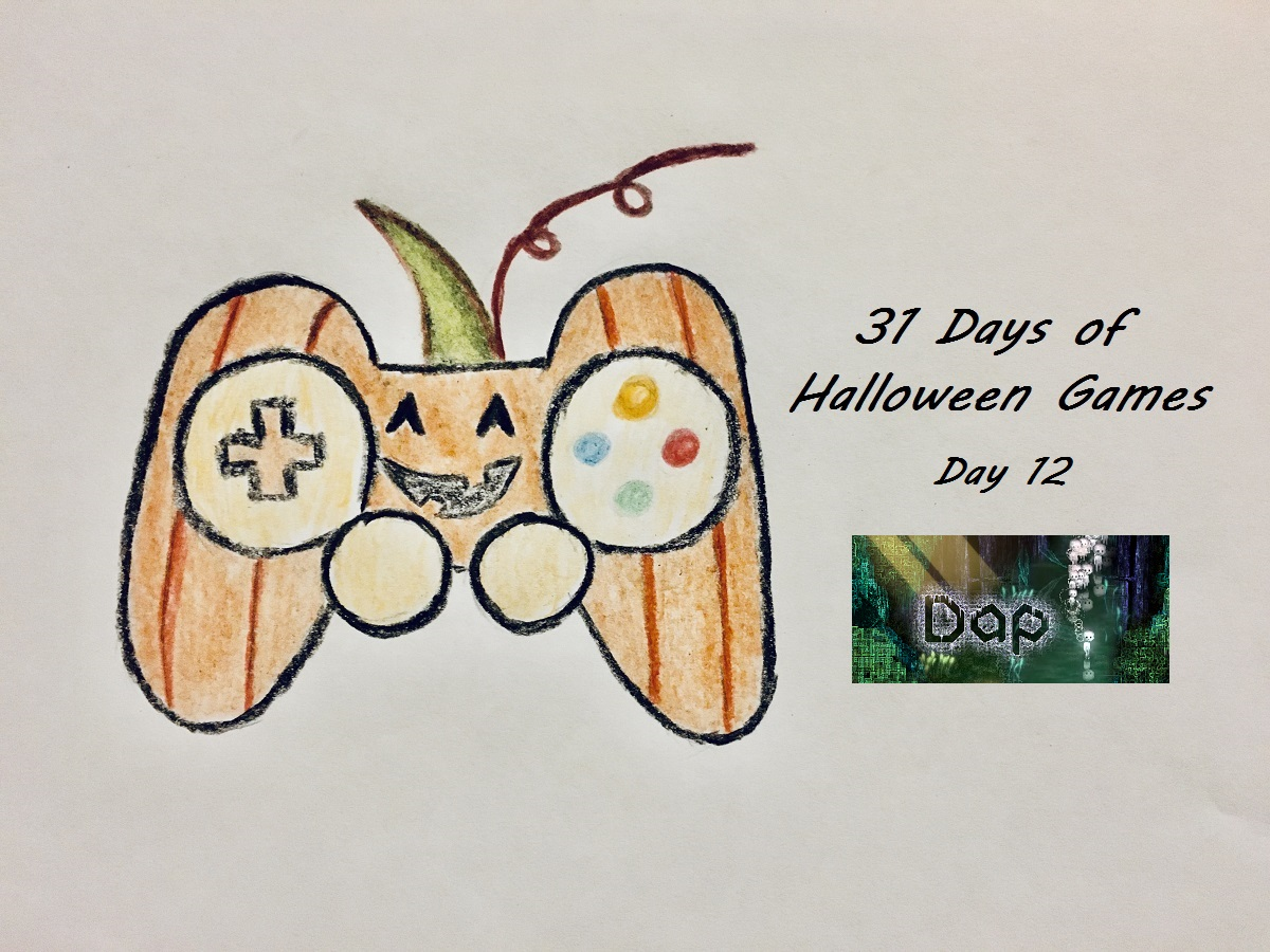 31 Days of Halloween Games Dap