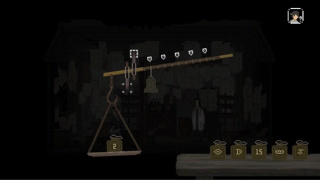 puzzles in The Rewinder screenshot