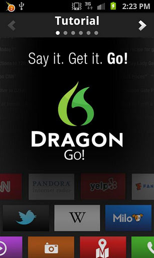 Best Siri Alternative for Android: Dragon Go [Download APK