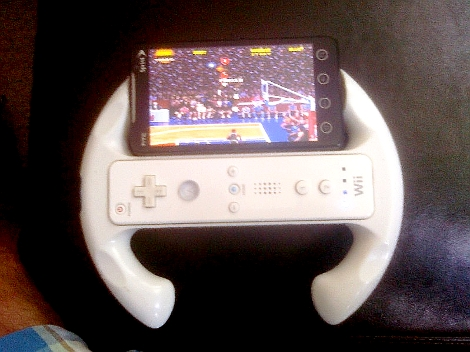 Android, iPhone Game Controller [DIY]