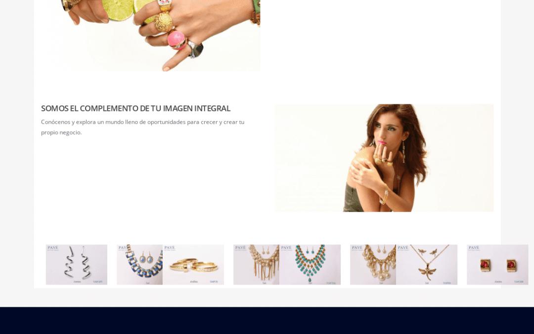 Joyería Pavé – Sistema de pedidos web
