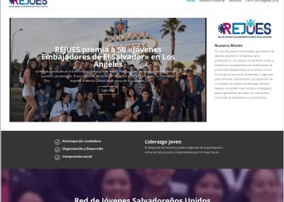 REJUES Y JUVEPAZ – Sitios web