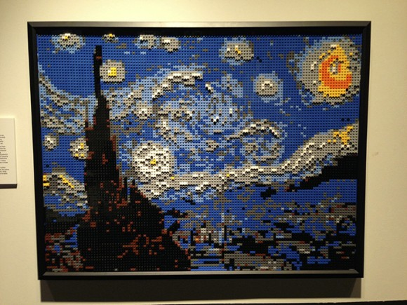 "Van Gogh's ""The Starry Night"""