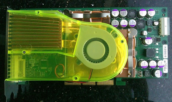 NVIDIA Geforce FX 5800 Ultra