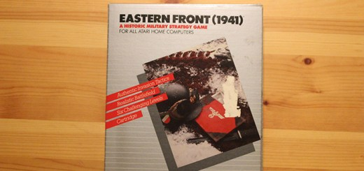 Eastern Front (1941), Chris Crawford & Atari, 1983.