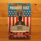 President Elect - 1988 Edition box, Strategic Simulations, Inc., 1987.